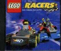 LEGO Racers Disc Case
