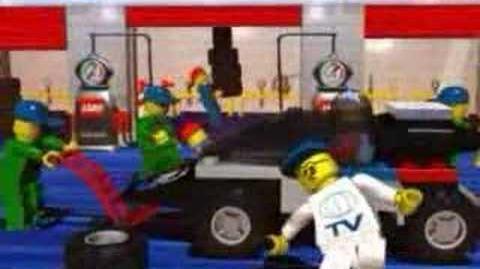 Lego Racers Intro