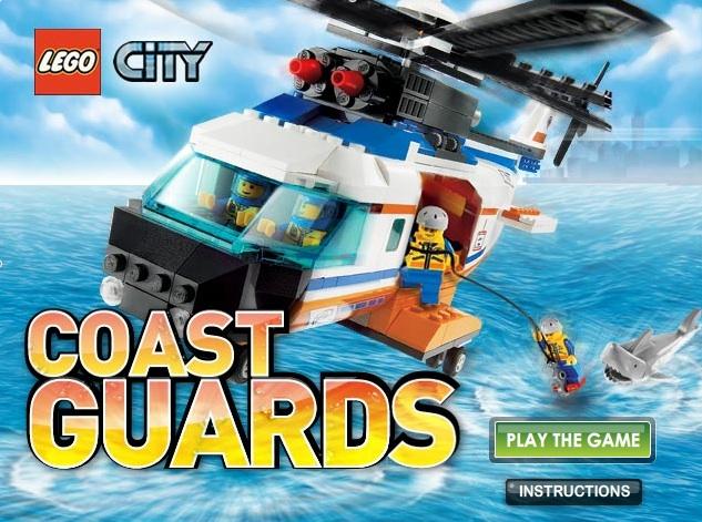 Coast Guard Game My Lego Network Wiki Fandom Powered By Wikia
