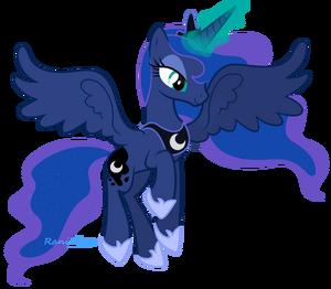 Princess Luna by Raani