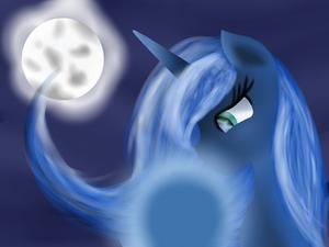 Luna by DianaxDLove