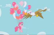 Gilda popping balloons S0105