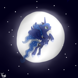 Luna by Vinely