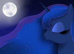 Princess Luna by Victoria Luna