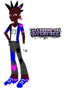 Jukebox James EG - Friendship Power (Legend Of Everfree)