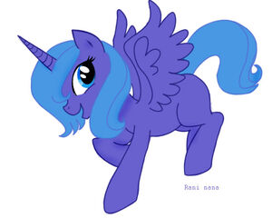 Princess Luna by Rani