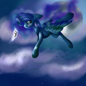 Luna by Milakia