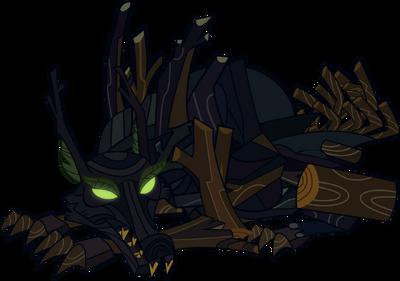 Timberwolf by tajarnia-d5bhenx