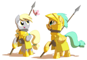 Guard duty by equestria prevails-d5evlag