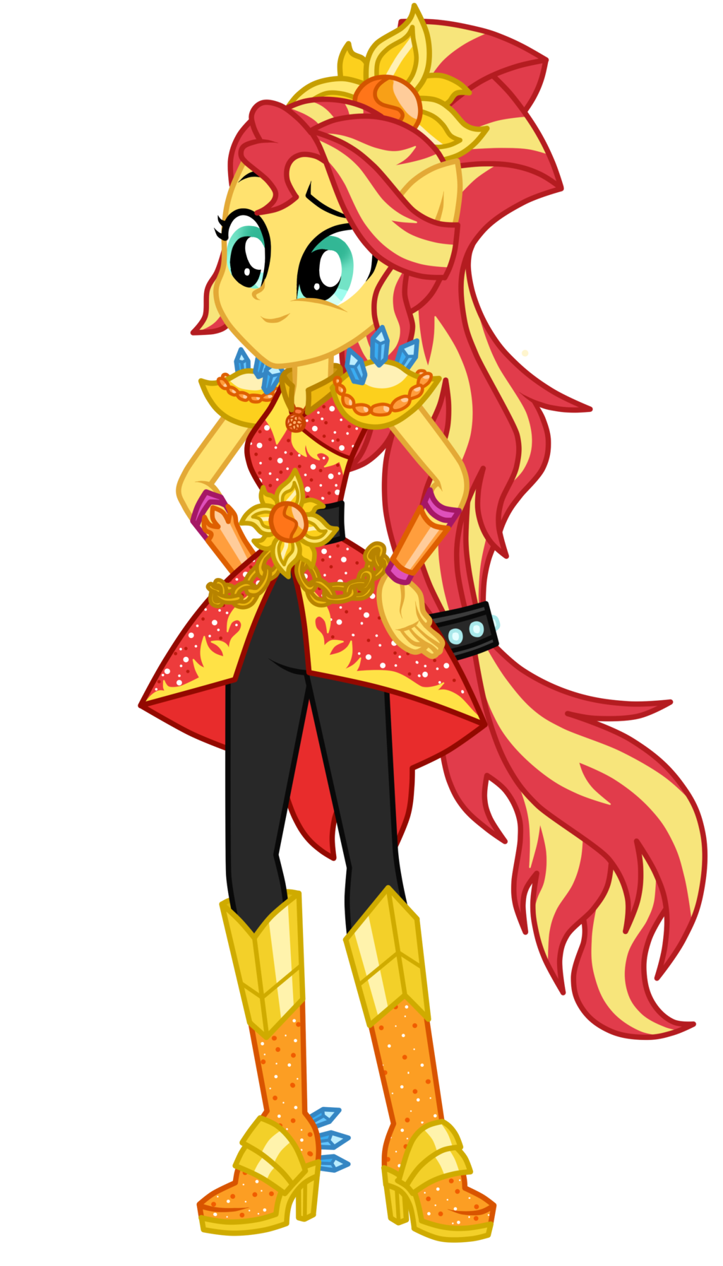 Sunset Shimmer | Wiki My Little Pony Les amies c'est ...