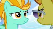 Spitfire and Lightning Dust S3E07