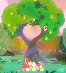 L'union des Pear et des Apple
