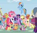 Générique de My Little Pony : Les amies, c'est magique