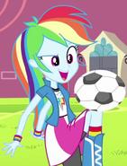 Rainbow Dash Terre
