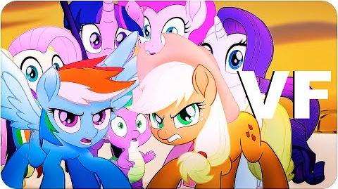 MY LITTLE PONY LE FILM Bande Annonce VF (2017)