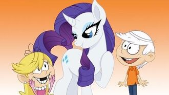 The Louds meets My Little Pony