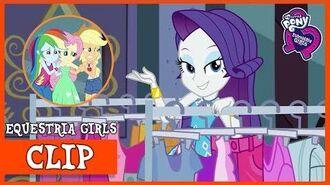 Street Chic MLP Equestria Girls Better Together (Digital Series!) Full HD
