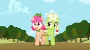 Granny Smith et Apple Rose S3E08