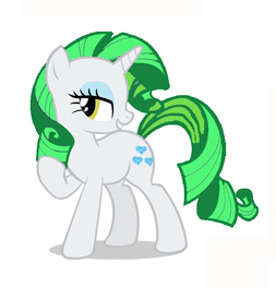 Mlp oc charity sweetmint by andrewtodaro-d7ukci9