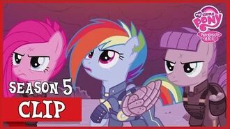 If King Sombra wasn't Defeated (The Cutie Re-Mark) MLP FiM HD