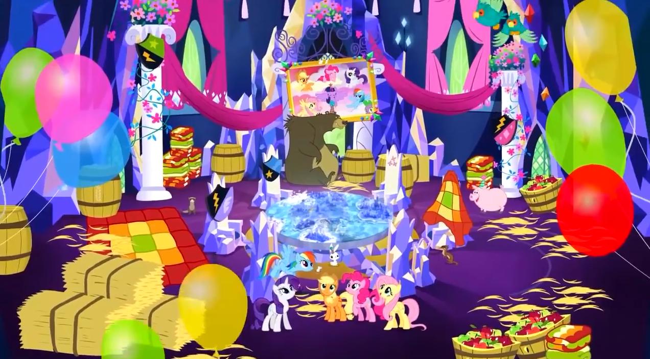 image - décoration d'intérieur | wiki my little pony les amies c