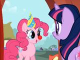 Télégramme chantant de Pinkie Pie