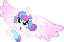 Flurry heart by xebck-d9pn4bo
