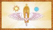 Princesse Celestia (stylisée)