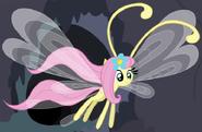 Fluttershy Ponyon ID S4E16
