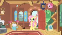 Philamena visitant la maison de Fluttershy S01E22