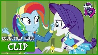RAINBOW DASH Best Trends Forever MLP Equestria Girls Choose Your Own Ending Full HD