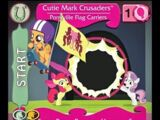 Cutie Mark Crusaders, Ponyville Flag Carriers