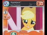 Applejack, Farm Foremare (Premiere Promo)