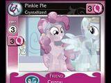Pinkie Pie, Crystallized