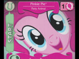 Pinkie Pie, Party Animal