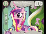 Princess Cadance, Loving Ruler