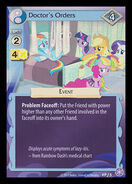 Doctor's Orders (The Crystal Games Promo)