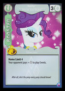 Rarity, Mover and Shaker