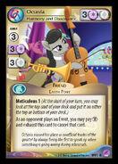 Octavia, Harmony and Dissonance