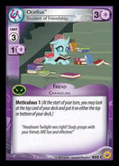 Ocellus, Student of Friendship