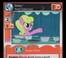 Daisy, Fickle Salesmare