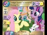 Twilight Sparkle & Fluttershy, Petting Zoo
