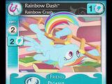 Rainbow Dash, Rainbow Crash