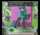 Queen Chrysalis, Identity Theft