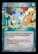 Rainbow Dash, On Even Ground (Equestrian Odysseys Promo)