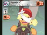 Applejack, Captain of the Seven Seas