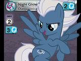 Night Glider, Overpowering