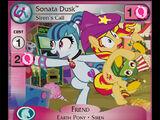 Sonata Dusk, Siren's Call