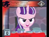 Starlight Glimmer, Exposed Inequality