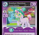 Amethyst Maresbury, Crystal Librarian